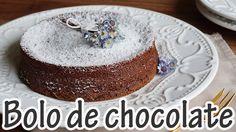 BOLO DE CHOCOLATE *com 2 ingredientes* I Receitas e Temperos