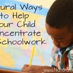 Improving Concentration and Focus Naturally