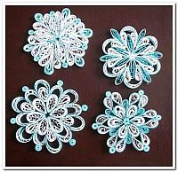 quilled snowflake pinterest sterne. Black Bedroom Furniture Sets. Home Design Ideas