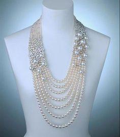 Mikimoto Akoya pearls Necklace