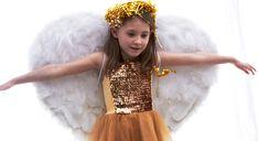 Fabriquer des ailes d'ange | Prima