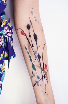 s1 | 9 Artistas que extienden las reglas de diseño del tatuaje | Co.Design: business + innovación + diseño
