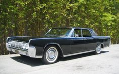 1964 Lincoln Continental at ClassicCarSuppliers.Com