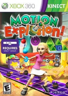 Motion Explosion  Xbox 360 by Majesco >>> You can find more details by visiting the image link. Note:It is Affiliate Link to Amazon.