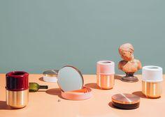 Voor wat glamour in je slaapkamer – sieradendoosje