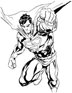 superman flying, superman, coloring pages - free printable ideas ... - Printable Superman Coloring Pages