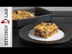 Λαζάνια με Μανιτάρια και Φέτα Επ. 14 | Kitchen Lab TV - YouTube