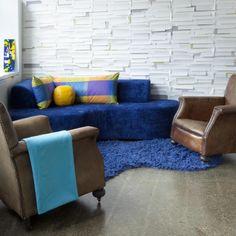 Cooper Square Loft by Christopher Coleman Interior Design Loft, Decoration, Designer, Cool Designs, Diy, Couch, Living Room, Retro, Wall