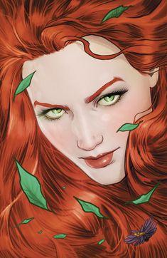 LGBT in Comics — meraofxebels: Poison Ivy in Batman Poison Ivy Batman, Dc Poison Ivy, Poison Ivy Dc Comics, Catwoman, Batgirl, Comic Book Characters, Comic Books Art, Book Art, Dc Trinity