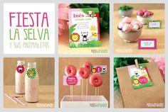Fiesta Selva /Jungle Party