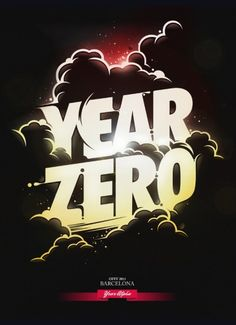 Awesome Typography Works by Andre Beato   Abduzeedo   Graphic Design Inspiration and Photoshop Tutorials