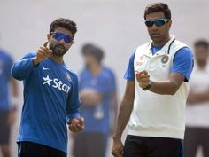 IPl News: 15 December, 2015 Ravichandran Ashwin will rejoin MS Dhoni in the Pune's New Rising, while Rajkot franchise, which is owned by Intex, has added a local flavour when they picked Ravindra Jadeja in the Indian Premier League Draft. Cricket Score, Live Cricket, Cricket Match, Ravindra Jadeja, Cricket Wallpapers, Latest Cricket News, Racing News, Bowling, Premier League