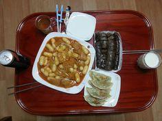 일요일 저녁밥상은 분식스타일