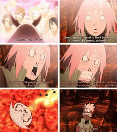 Naruto shippuden 463 Lmao I laughed so hard when I watched it  and kakashi's reaction I swear was priceless