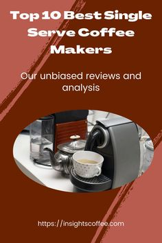 Are you looking for the best single serve coffee maker? You will love this article and buying guide. This is a great product that we have come across recently. It's got lots of cool design features that make it stand out from all other competitors in its class. We highly recommend checking it out! Click on the link below to learn more about how this machine can help your mornings start off right - guaranteed! Single Cup Coffee Maker, Cool Designs, Good Things, Canning, Mornings, Link, Acre, Home Canning, Conservation