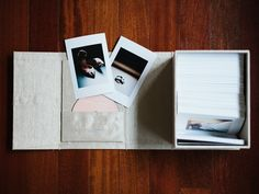 Cypress Albums and Proof Boxes