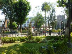 Puebla Mexico Centro Historico