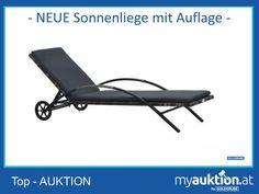 Outdoor Furniture, Outdoor Decor, Php, Sun Lounger, Rattan, Home Decor, Overlays, Graz, Auction