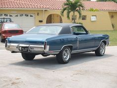 1970 monte carlo | First Year ~ First Generation ~ 1970 Monte Carlo [:-] [/align]