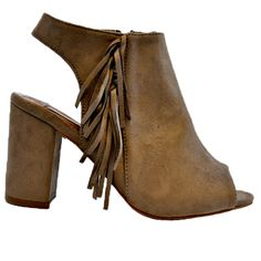 Stunning shoes now at #Nicci stores & online #tassel #suede www.nicci.co.za