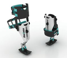 Swingo Walking Aid : Hands-Free Walking Aid for A Temporary Leg-Injured User - this would've been fantastic during my bunion surgery recovery!