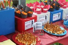 avenger party ideas   The Avengers Birthday Party Ideas   Photo 23 of 24   Catch My Party