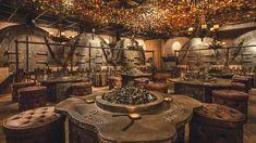 """The iron fairies"" underground bar by Ashley Sutton, Bangkok, Hong Kong and Tokyo Pub Design, Retail Design, Brewery Design, Rustic Design, Store Design, Ashley Sutton, Le Terrier, Underground Bar, Places In Hong Kong"