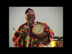 The talking drum-Donno.mpg-Kwame Ansah-Brew @ Frostburg State Univ. - YouTube