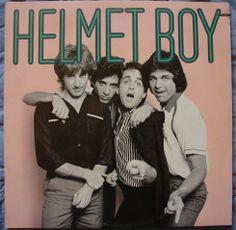 Helmet Boy - ST