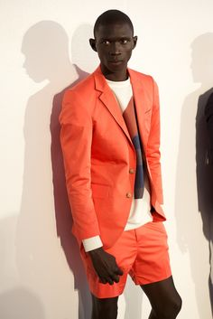 Bold Suits Carlos Campos  New York Fashion Week Men's Day