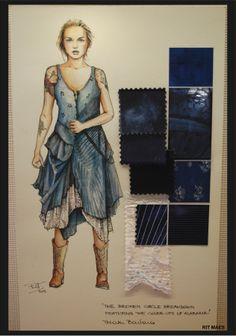 """""""ARTI"""" costume design for Theatre Barbara"""