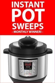 Instant Pot Sweeps