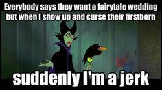 Everybody wants a fairy tale wedding...