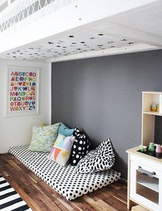6 habitaciones compartidas por ni o y ni a fotos - Suelo habitacion ninos ...