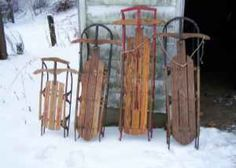 Antique sleds | SLEDS (BEAVER COUNTY) for Sale in Pittsburgh, Pennsylvania ...