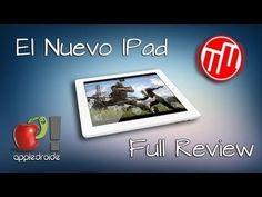 Nuevo iPad  - Completo Analisis en Video