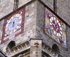 Cele mai frumoase turnuri cu ceas din Transilvania