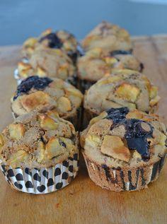 muffin vegan recette automne