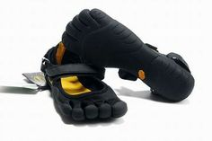 Vibram Five Fingers Sprint Black Women's