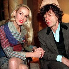 GREAT #PICTURE of JERRY & MICK Jerry Hall, Mick Jagger, Beautiful Children, Rolling Stones, Gabriel, Georgia, Couple Photos, Instagram, Couple Shots