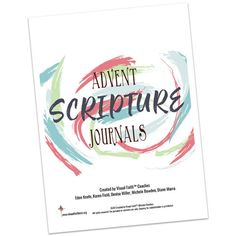 Advent Scripture, Digital Journal, Birth Of Jesus, Junk Journal, Booklet, Ministry, Coaching, Christmas Cards, Kit