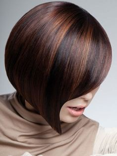 Carmel Highlights - love this so much more than the high contrast stripey look!