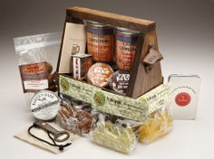 "The ""Godfather"" Gift Basket"