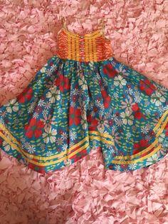 Check out this listing on Kidizen: EUC Matilda Jane Always Twirling Dress  #shopkidizen