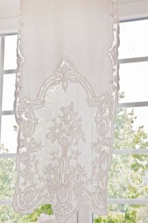 landhausstoffe toile de jouy shabby chic french country stoffe f r vorhang pinterest. Black Bedroom Furniture Sets. Home Design Ideas