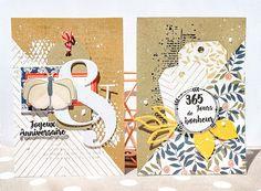 Mini Albums, Version Scrap, Scrapbooking, Kit, Symbols, Letters, Crafts, Graph Paper, Manualidades