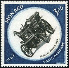 Panhard-Phenix 1895 - Monaco