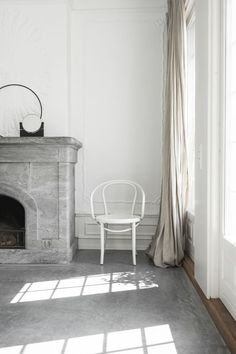 Photo of Jonas Bjerre-Poulsson's home by Christian Andersen via Freunde von Freunden