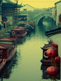 Canals of Old Shanghai                                                                                                                                                                                 More