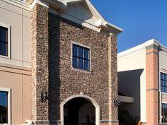 Eldorado Stone - Stone Siding, Brick Veneer, Stone Fireplace Surrounds and Outdoor Living